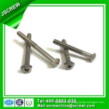 Schraube Fertigung produzieren Custom Design Spezielle Schraube Bolzen