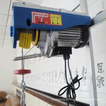 Mini grua de cabo de fio elétrico PA
