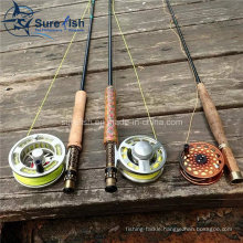 Im12 Nano Carbon Fast Action Fly Rod