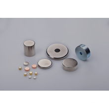 Disc Magnet with Different Coatings