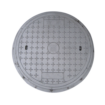 En124 Screw / Composite Resin Round Manhole Cover
