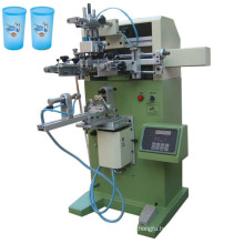TM-250s Dim80mm Pail Screen Printer for Oval Products