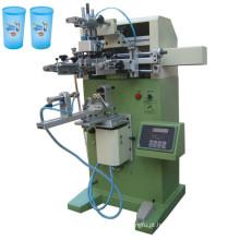 Impressora da tela do balde de TM-250s Dim80mm para produtos ovais