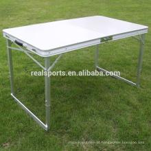 Conjunto de mesa dobrável portátil e cadeira Conjunto de mesa dobrável portátil de mesa
