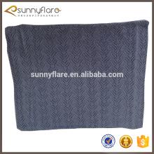 Bolsa de almofada de lã de caxemira