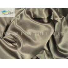 125D*100D Dyed Polyester Plain Double Spray Wash Velvet Fabric