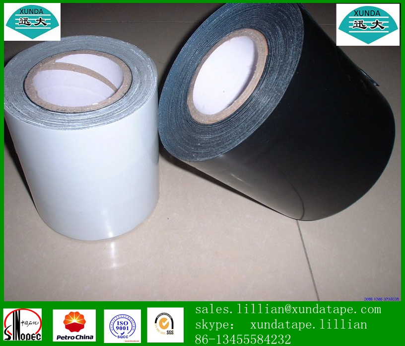 oil -gas pipeline anticorrosion tape in jumbo roll