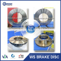 Man Heavy Truck Parts FCR215A Disc Rotor
