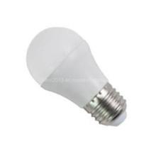 Venta caliente 220-240V 6W 470lm E27 LED G45 bulbos mundiales del LED
