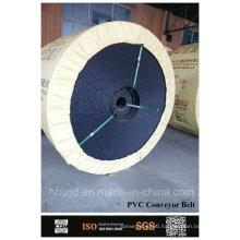 Solid Woven Burning Resistant PVC Conveyor Belt