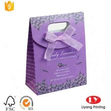 Custom wedding used paper gift packing bags