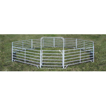 Hot Dipped Galvanized Horse Round Pennor
