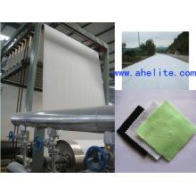 Geofabric não tecido da punção do poliéster da fibra da Anti-Puxar para Waterproofing