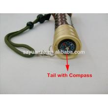 Lanterna led tática, lanterna led recarregável de alta potência, lanterna led chinesa