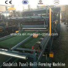 Línea de producción de paneles sándwich (AF-1050)
