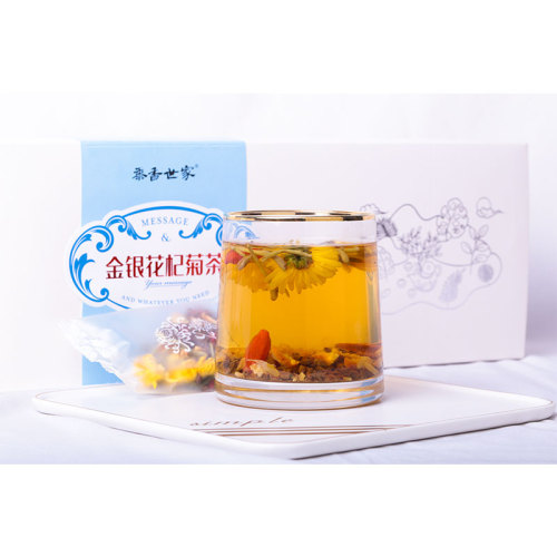 Price Quality Fanlishencao Honeysuckle chrysanthemum tea