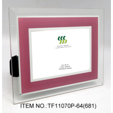 Beautiful Glass Mirror Coated Photo Frame