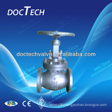 ANSI B16.34 Flanged End Globe Valve