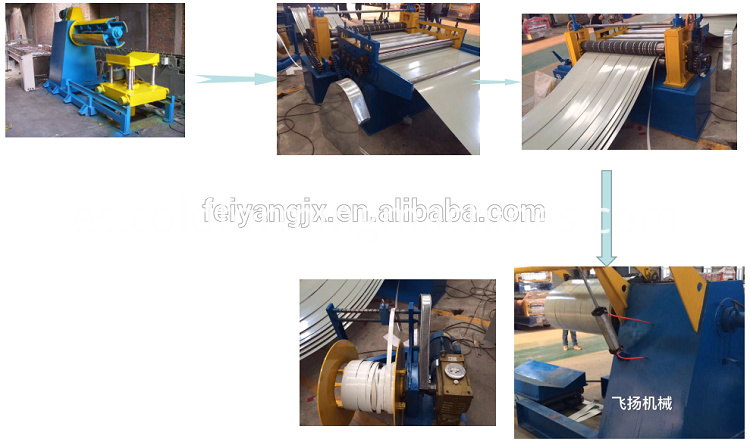 Automatic Rolling Slitting Line