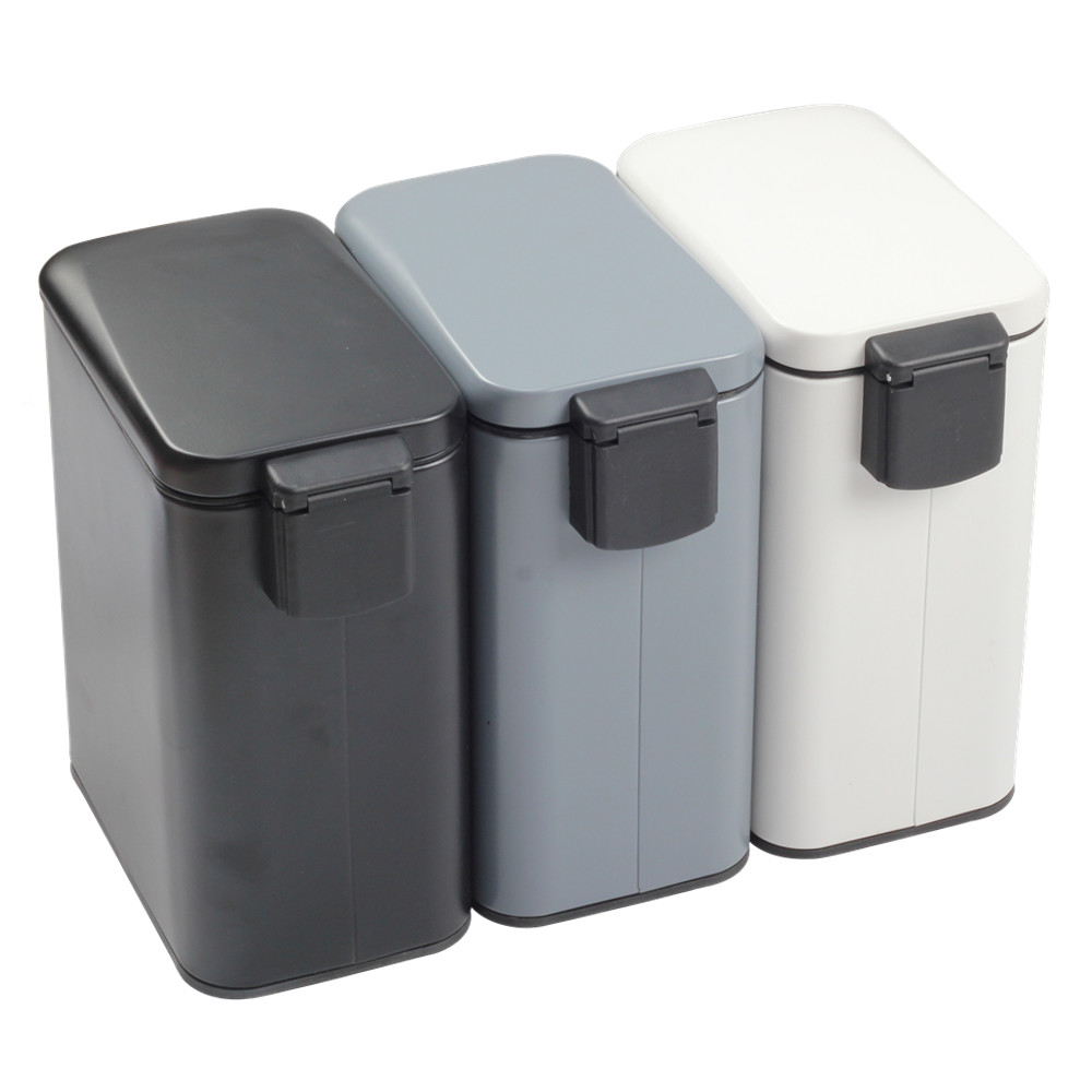Pedal Bin With Handle