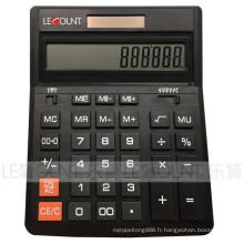 Calculatrice de bureau Dual Power de 12 chiffres (CA1092)
