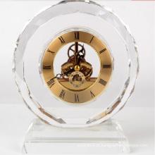 Presente de cristal relativo à promoção do cristal do pulso de disparo de tabela para presentes das lembranças do negócio