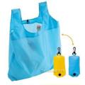 Рекламные складывая хозяйственная сумка, полиэфирная складная сумка (HBFB-63)