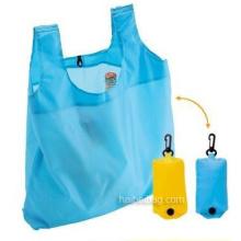 Рекламные складывая хозяйственная сумка, складной мешок Tote (HBFB-29)