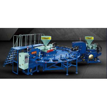 PVC-Obersohlenstreifen-Formmaschine