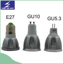 4W 85-265V GU10 LED Scheinwerfer