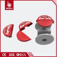 """Fechamento de bloqueio de válvula de porta de 6,5 """"-10"""" BD-F14A, bloqueio de plásticos de engenharia de Dupont, etiquetagem de bloqueio de brady da China"""