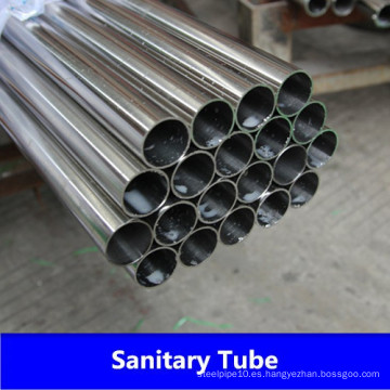 Tubería sanitaria de acero inoxidable ASME SA270 Tp316L con buen precio