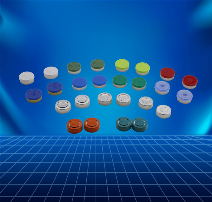 Vial Tear-Off Caps