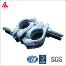 Tuerca y tornillo de acoplamiento de andamio de acero al carbono de fábrica