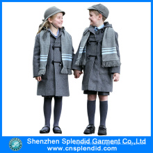 OEM Summer Cottton Cheap Kindergarten School Uniforms Models