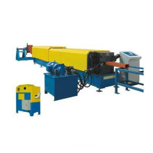 Construction tube bending pipe rolling mills round steel pipe machine