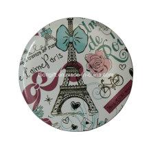 Les miroirs personnalisés en gros un côté Paris Style cosmétique