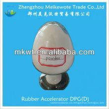 Aceleradores de vulcanización DPG(D)