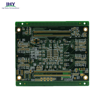 10-layer Fr4 PCB Impedance Plug Via Hole PCB