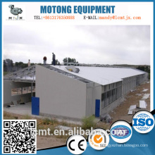 Hot sale steel structure house can be designed according to actual engineering