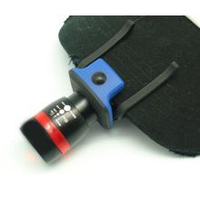 AAA Batterie CREE Q5 LED 180 Lumens Visor Light