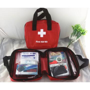 Trousse de premiers soins médicale et sac de secourisme d'urgence de voiture