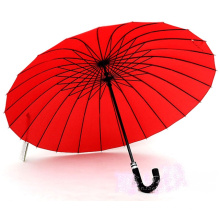 Colorful Straight Umbrella (JS-30)