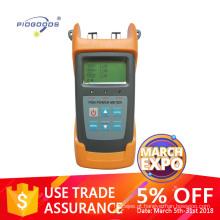 Verificador ótico Handheld do cabo do medidor de poder de PG-PON82 PON com VFL