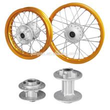 Ruedas de aleación de aluminio mecanizado CNC alta calidad Junjian
