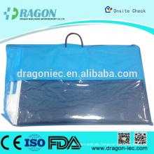 medical folding patient transfer sheet