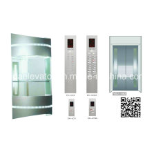 Beautiful Designed Observation Elevator From Professional Elevator Manufacturer