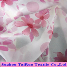 Chiffon aus hochwertigem Polyester bedruckten Stoff für Damenmode