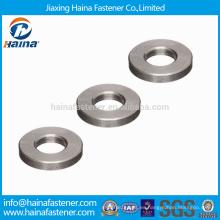 Arandelas redondas planas de acero inoxidable DIN6916 para pernos estructurales de alta resistencia a la tracción