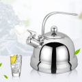 ECO Friendly acero inoxidable Whistling Tea Kettle
